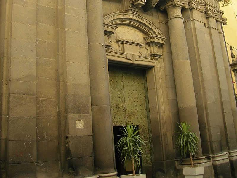 Chiesa di San Paolo: Sorrento guide